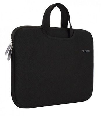 Plemo 15-15.6 Inch Laptop Sleeve Case Waterproof Neoprene Bag for MacBook Pro /