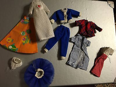 Vintage Pippa Clothing 9 Pieces Skirt Dresses Top Jog Suit Ballet Skirt Knickers