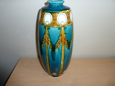 Stunning Mintons Secessionist Vase Must See