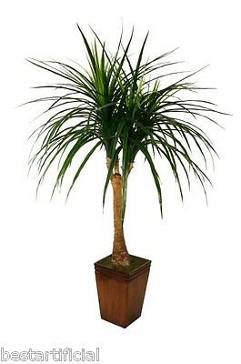 Best Artificial 120cm 1.2m QUEUE DE CHEVAL Palmier Tropical PLANTE Bureau