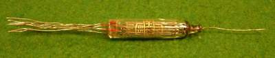 "NEW / NOS_1SH29B_(1Ж29Б)_Miniature_Russian_""pencil-tube""_Small_HF_Pentode_[=T=]"