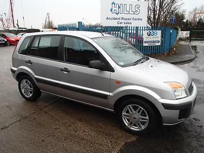 Ford Fusion 1.4TDCi 2007.25MY Style Climate