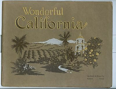 Early 1900 Views of California