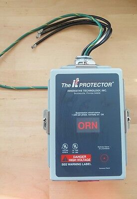 Innovative Tech ORN-480NNC Transient Volt Suppressor