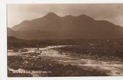 Isle of Skye, The Coolins, Judges 14770 Postcard, A964