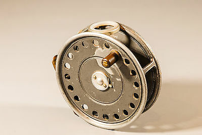 "Hardy 3 3/4"" St George Fly Fishing Reel"