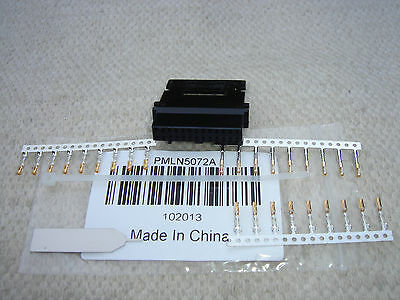 Motorola Pmln5072A Dm3400 Dm4400 Xpr4350 Xpr4550 Mototrbo Accessory Connector