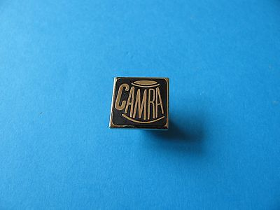 CAMRA, Campaign for Real Ale Beer Pin Badge. VGC. Unused. Hard Enamel.