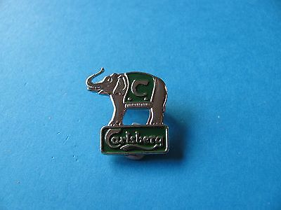 Carlsberg Brewery Elephant Beer Badge, Lager. VGC