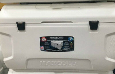 Igloo MaxCold Large 165 Quart  Can Cool Box-Ice Cooler