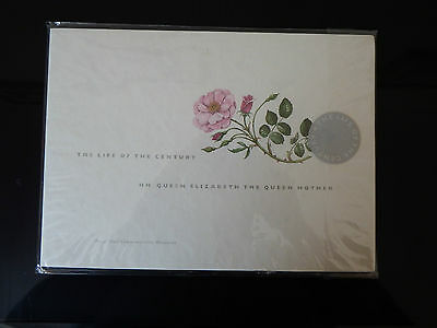 2000 Queen Mother Min Sheet In  Extra Special Presentation Pack Very Rare