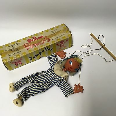 Vintage Pelham Puppet - Andy Pandy With Original Box