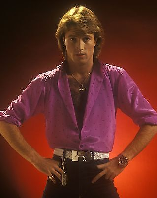 "Andy Gibb 10"" x 8"" Photograph no 1"