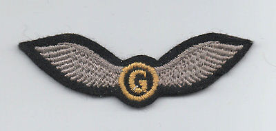 WW2 British Army Air Corps 2nd Glider Pilot wings, reproduction