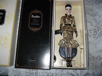 "Barbie Silkstone "" Luciana "" NRFB - Gold Label -"