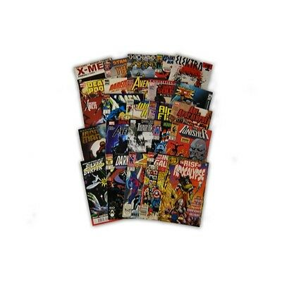 25 Comic Book bundle lot with  25 Random Marvel Superhero Collection with X-Men