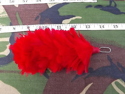 British Army  Black Watch, Red Feather Hackle
