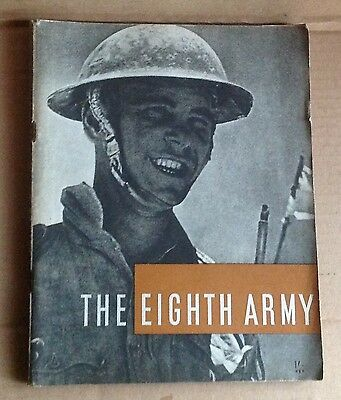 1944 The Eighth Army September 1941 to January 1943, HMSO