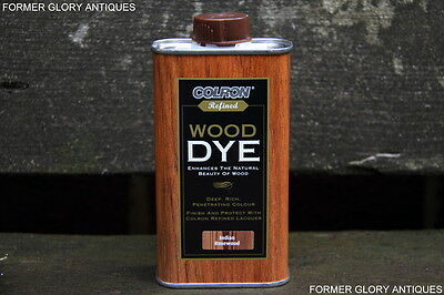 250ml RONSEAL COLRON FURNITURE WOOD DYE STAIN ROSEWOOD FOR CHEST OF DRAWERS PEW