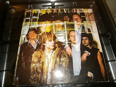 THE ONLY ONES - THE ONLY ONES           Vinyl LP          (CBS 32077)