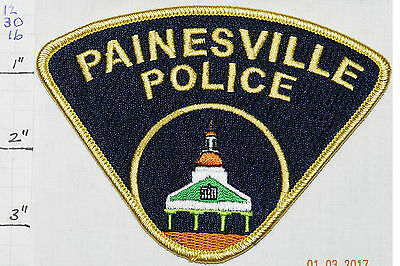Ohio, Painesville Police Dept Patch