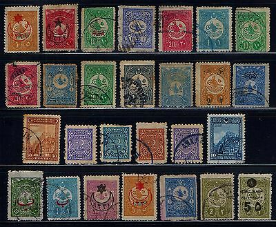 TURKEY  OLD  COLLECTION   L120b