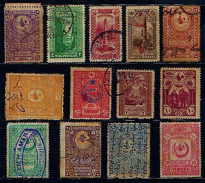 TURKEY  OLD  COLLECTION   L117b