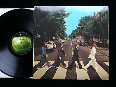 THE BEATLES Abbey Road LP UK 1st Pressing '69 **No Her Majesty** 7088-2/-1 EX