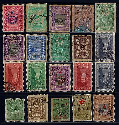 TURKEY  OLD  COLLECTION   L114b