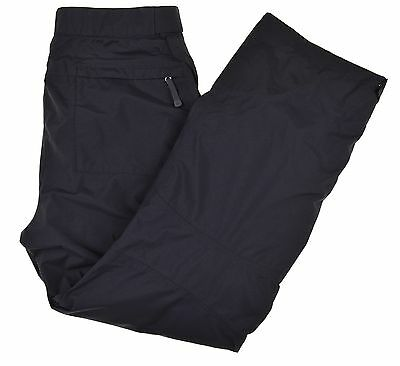 The North Face Summit Series Mens Black Gore-Tex Straps Insulated Snow Pants XL