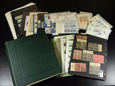 NICE HAITI stamps 19th/20th century and Back of Book in Scott album G211