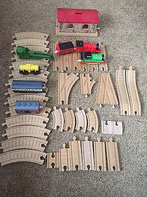 Nice Thomas The Train Lot- 2 Battery Operated Trains