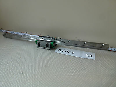 INA KWVE20BL 03 V1 Linear guide rail with Wagon Track length approx. 520 mm