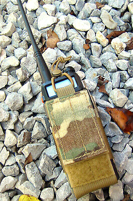 Molle Baofeng Radio Pouch for Extended battery 762Tactical