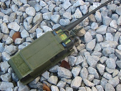 Ranger Green Molle Baofeng Radio Pouch for Extended battery 762Tactical