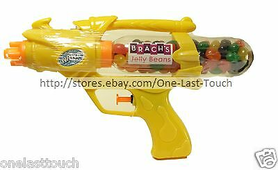 BRACH'S^* 3.3 oz Jelly Beans+WATER GUN BLASTER Various Colors EASTER Exp. 10/17