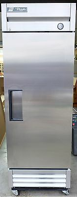 New True T-19F Reach In Freezer One Door 19cu. Ft. 115v Refrigerator 60Hz 1/3 HP