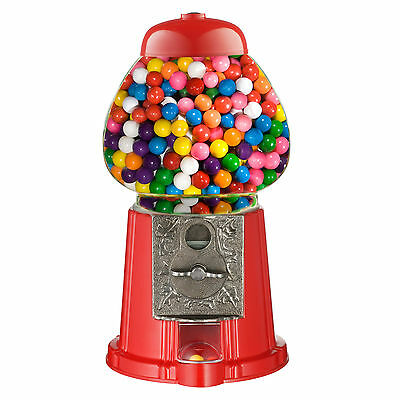 """Great Northern Popcorn 15"""" Old Fashioned Vintage Candy Gumball Machine Bank"""