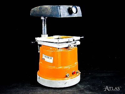 Model 101 Dental Lab Vacuum Former for Mouth Guard Thermoforming