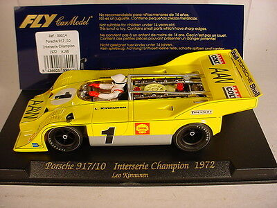 Fly Porsche 917/10 #1 AAW CHAMPION 1972 A166 MB 1/32 slot car