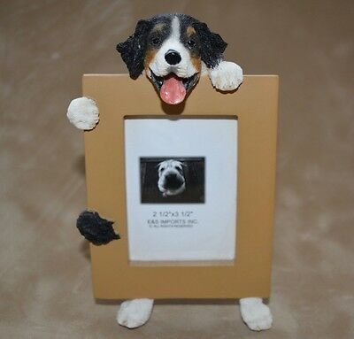 "NEW E&S Imports  2 1/2"" x 3 1/2"" Bernese Mountain Dog Frame"