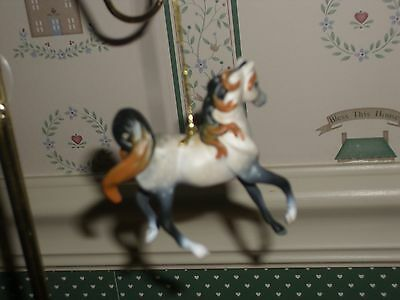 Trail Of Painted Ponies  Ornament-Prince Of The Wind-New In Box