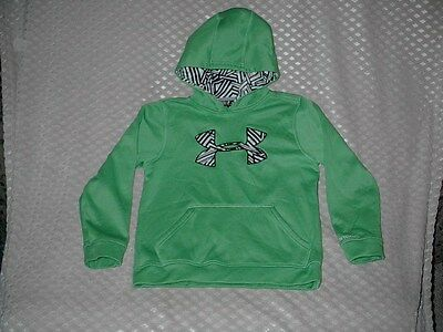 UNDER ARMOUR Hooded Sweatshirt Boy's Kid's Size Small