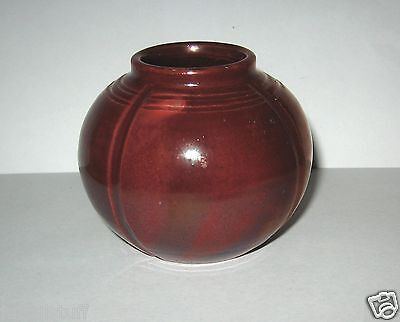 """1932 Newcomb College Pottery Arts $ Crafts New Orleans 2 5/8"""" Tall Vase"""