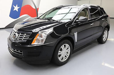 2014 Cadillac SRX Luxury Sport Utility 4-Door 2014 CADILLAC SRX LUXURY PANO SUNROOF NAV REAR CAM 46K #521414 Texas Direct Auto