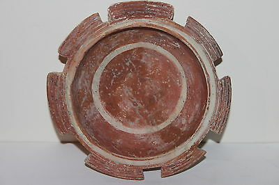 RARE ANCIENT GREEK POTTERY CANOSAN DISH 4th CENTURY BC