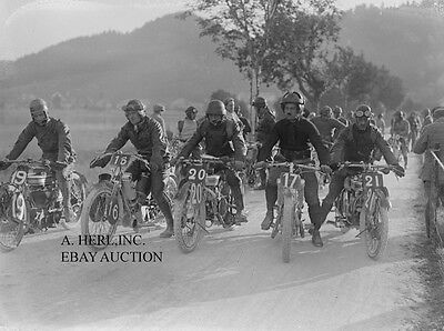 Motosachoche motorcycle photograph early motorcycle history photo 2