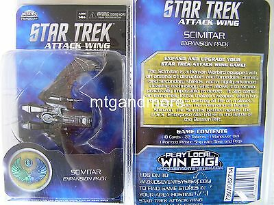Star Trek Attack Wing Scimitar Expansion / Erweiterung