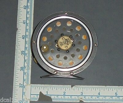 Vintage Pflueger MEDALIST No. 1495 Fly Fishing Reel USA Trout Salmon Bass