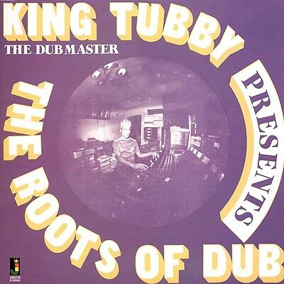 King Tubby Presents The Roots Of Dub Lp Vinyl New